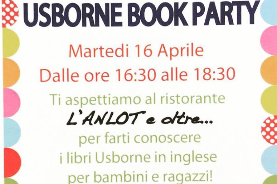 Usborne Book Party